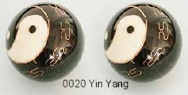 Therapy ball 40mm - Yin Yang #0020 - 2 ball set