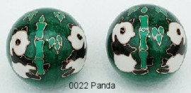 Therapy ball 40mm - Panda #0022 - 2 ball set