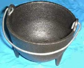 Warrior Pot