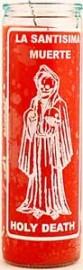 SANTISIMA MUERTE  -  HOLY DEATH