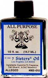ALL PURPOSE 7 Sisters Oil