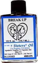 BREAK UP 7 Sisters Oil