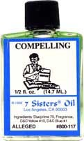 COMPELLING 7 Sisters Oil