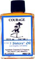 COURAGE 7 Sisters Oil