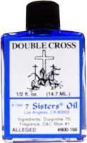DOUBLE CROSS 7 Sisters Oil