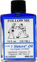 FOLLOW ME 7 Sisters Oil