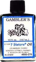 GAMBLER'S 7 Sisters Oil