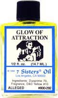 GLOW OF ATTRACTION 7 Sisters Oil