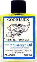 GOOD LUCK 7 Sisters Oil