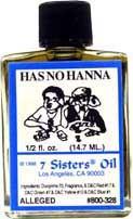 HAS NO HANNA 7 Sisters Oil