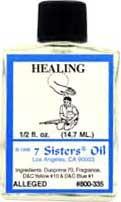 HEALING 7 Sisters Oil