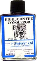 HIGH JOHN CONQUEROR 7 Sisters Oil