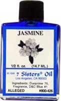JASMINE 7 Sisters Oil