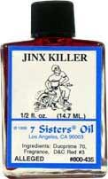 JINX KILLER 7 Sisters Oil