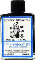 MONEY DRAWING 7 Sisters Oil