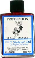 PROTECTION 7 Sisters Oil
