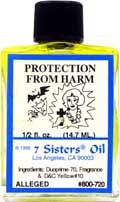 PROTECTION FROM HARM 7 Sisters Oil
