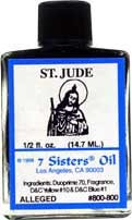 ST. JUDE 7 Sisters Oil