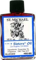 ST. MICHAEL 7 Sisters Oil