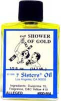 SHOWERS OF GOLD 7 Sisters Oil