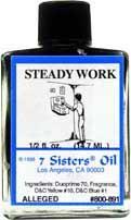 STEADY WORK 7 Sisters Oil