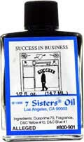 SUCCESS IN BUSINESS 7 Sisters Oil