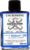 UNCROSSING 7 Sisters Oil