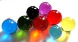 Acrylic Contact Balls