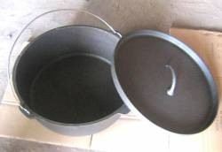 Dutch Oven 20 Quart