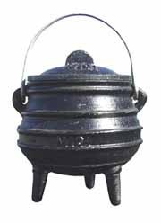 Cast Iron Cauldron Midi